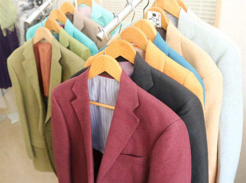 trang phục từ giấy washi hè mát mẻ đông ấm áp