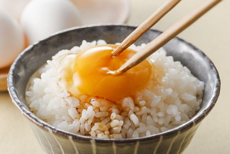cơm trộn trứng sống của Nhật nổi tiếng đến mức nào