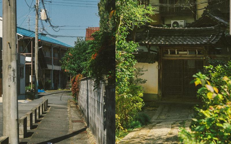 nông thôn Nhật Bản nên thơ qua ảnh chụp của Daisuke Saito