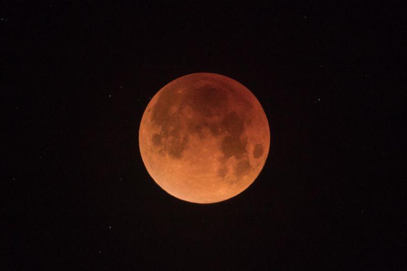 siêu trăng máu xuất hiện tại Nhật Bản Việt Nam ngày 26/5
