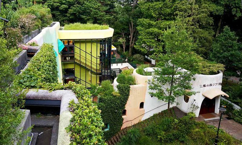 bào tàng Studio Ghibli gây quỹ duy trì hoạt động mùa COVID