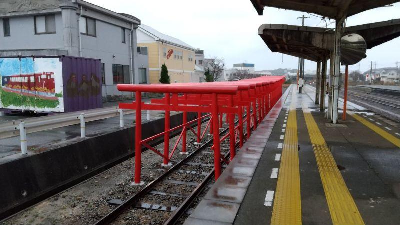 3 cách trang trí nhà ga độc lạ chỉ có tại Nhật Bản