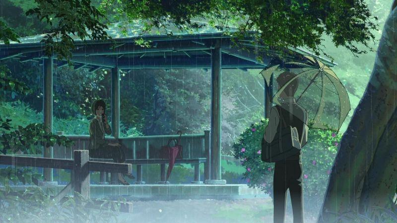 những bộ anime gợi nhớ ký ức mùa hè