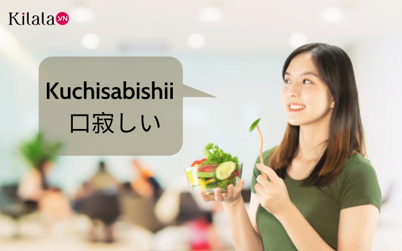 những từ tiếng Nhật diễn tả cảm giác kì lạ