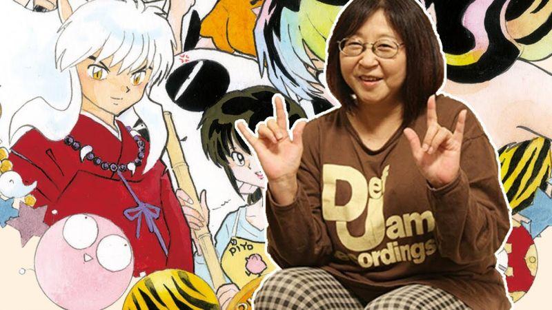 tác giả inuyasha tiết lộ lịch làm việc điên cuồng của mình
