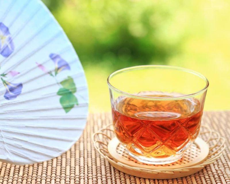 mugichat rà lúa mạch Nhật Bản giải nhiệt mùa hè