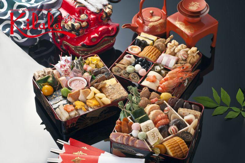 osechi món ăn truyền thống